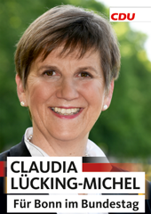 Bild Dr. Claudia Lücking-Michel | MdB